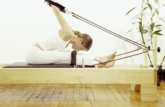 What Is Pilates Allegro? - Woman
