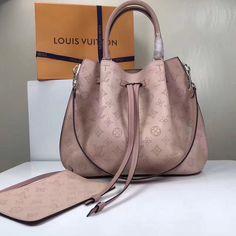 5ae9eecec82ef Louis Vuitton lv woman girolata bag original leather version Lv Handbags