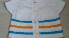 Kız Çocukları İçin Beyaz Örgü Elbise Tarifi – Örgü resimli anlatımlı örgü sitesi Sweaters, Tops, Fashion, Amigurumi, Tejidos, Moda, Fashion Styles, Sweater, Fashion Illustrations