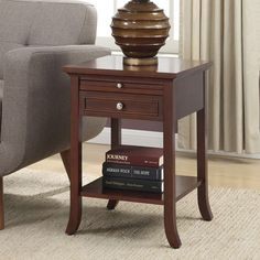 End Tables With Drawers, Cedar Park, Pull Out Drawers, Furniture Shopping,  Cocktail Tables, Furniture Ideas, Side Tables, Living Rooms, Parks
