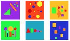Warm-koud contrast: warme kleuren zijn rood, oranje, geel. Koude kleuren zijn paars, blauw, groen.