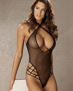 The Neighbors Wife Opens The Door Dressed Like This? (Photo Gallery)   - photogallery18
