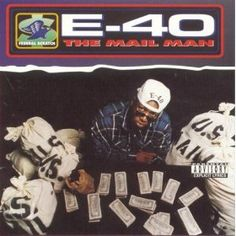 E-40's The Mail Man