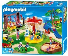 Playmobil sets are supposed to be great for this age. We're getting her the bus.