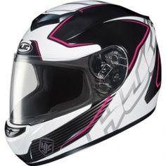 2014 HJC CS-R2 Injector Women's Motorcycle Helmet