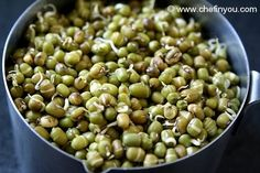 Seed to Sprout in 2-5 Days  Yield = 2:1  Sprout Shelf Life = 2-6 weeks    Nutritional info:  Vitamins A, B, C and E ; Calcium, Iron, Magnesium, Potassium; Amino Acids; Protein: 20%    Here is a quick walk through for all those who haven't started the process of sprouting at home.