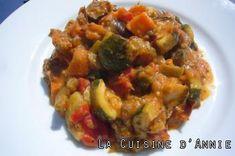 Recette Ratatouille au four - La cuisine familiale : Un plat, Une recette
