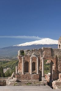 Taormina and the Etna. An amazing tour of Sicily, led by a Sicilian guide! From Mount Etna to the gorgeous blue coastline, there's so much to see and do on this beautiful Italian island.