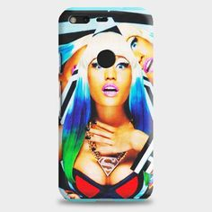 Nicki Minaj Anaconda Google Pixel 2 Case