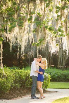 Cypress Grove Estate House in Orlando Florida - Photographer: Captured by Belinda - click pin for more - www.orangeblossombride.com