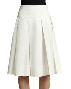 Pleated Skirts | Product Categories | Elizabeth's Custom Skirts