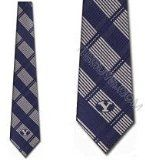 BYU Cougars NeckTies Woven Plaid Ties / http://livinglds.com/byu-cougars-neckties-woven-plaid-ties/