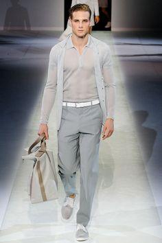 Emporio Armani   Spring 2014 Menswear Collection   Style.com