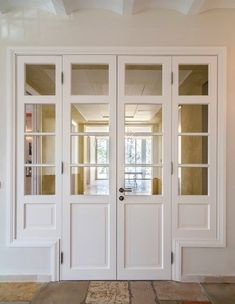 Advice, secrets, including overview in pursuance of receiving the greatest end result and ensuring the optimum usage of french doors exterior House Design, New Homes, Windows And Doors, French Doors, Living Room Door, Home, Interior, Door Design Interior, French Doors Interior