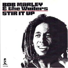 BOB MARLEY & the Wailers / STIR IT UP