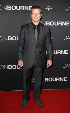 Matt Damon arrives ahead of the Jason Bourne Australian Premiere at Hoyts Entertainment Quarter on July 3, 2016 in Sydney, Australia