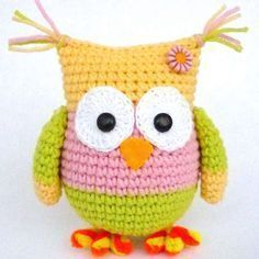 Grab this Super Cute FREE Owl Amigurumi Crochet Pattern. Browse more Owls and other Animal Patterns and many other Genres • wixxl