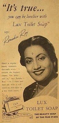 Renuka Roy Lux Ad