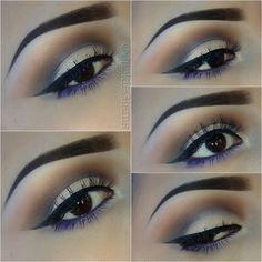 #jackieglams #makeup #motd #makeuplooks #eyeshadowlooks #eyeshadow #vegas_nay #smokeyeyes #eyes #beauty  Instagram: @Jacqueline Garcia