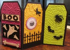 halloween - Homemade Cards, Rubber Stamp Art, & Paper Crafts - Splitcoaststampers.com