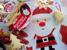 La Cena della Vigilia con Babbo Natale e 4e4orto Polli Super Mamma, Sugar, Cookies, Desserts, Food, Dinner, Crack Crackers, Tailgate Desserts, Deserts