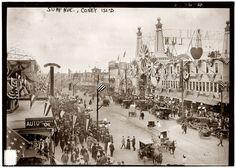 Surf Ave. , Coney Isl'd. 1913 | steve sobczuk | Flickr