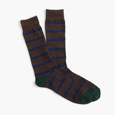McLean - Fun dark but patterned socks. Doesn't matter where they are from