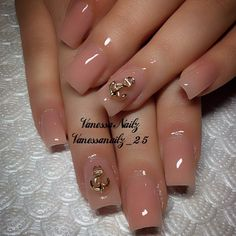 I love this nude color it has a little color but not to bright or dull. I want it. vanessanailz_25 | User Profile | Instagrin on We Heart It