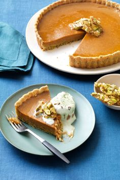 From the table setting to the turkey, we have the best Thanksgiving recipes, party ideas, and organizing tips for a stress-free (and delicious! Pumpkin Tarts, Baked Pumpkin, Best Pumpkin, Pumpkin Mousse, Pumpkin Bread, Pumpkin Recipes, Refreshing Desserts, Great Desserts, Delicious Desserts