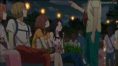 Blue Springs Ride, Anime, Anime Shows