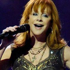 Reba, country singer