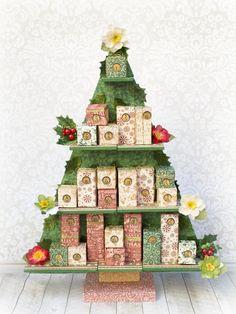 Homemade Advent Calendar Ideas | AllFreeChristmasCrafts.com