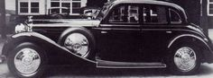 1937 Sports Saloon (chassis B48KT, body2985) for Alfred Kümmerle: