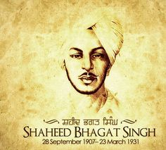 Sarfaroshi ki tamanna ab hamare dil mein hai, dekhna hai zor kitna baju-a-katil mein hai. Remembering the sacrifice of Bhagat Singh for this nation. Writing Skills, Essay Writing, Bhagat Singh Quotes, Essay About Life, Life Essay, Book Review Blogs, Real Hero, Freedom Fighters, Bollywood News
