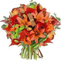ΜΕΛΙΤΗ Μπουκέτο με πορτοκαλί και κόκκινα λουλούδια - flowers4u  Χρόνια πολλά σε όλες τις μητέρες του κόσμου! Κυριακή 13 Μαιου 2018   www.flowers4u.gr Red Orange Color, Wedding Events, Bouquet, Colours, Create, Rose, Flowers, Plants, Pink
