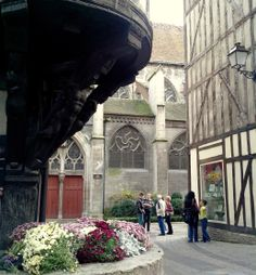 Troyes, France. A Beautiful Journey