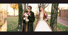 This Wes Anderson-Themed Wedding Photo Shoot Is Unbearably Charming