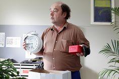 Kamil Krejci als Hauswart Jaroslav Daniel Wellington, Tv, Television Set, Television