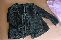 Ravelry: Project Gallery for Maile Sweater pattern by Nikki Van De Car