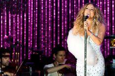 Yet Another Old Cliché: Mariah Carey prepara digressão mundial