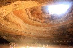 Benagil cave story! – Eat, Click, Travel and Repeat! Cave Story, Antelope Canyon, Kayaking, Repeat, Nature, Travel, Kayaks, Naturaleza, Viajes