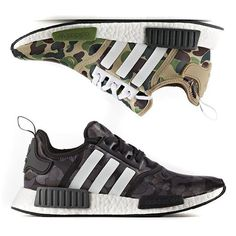 cdd3bdf2d864 BAPE x adidas NMD is coming you way in two colorways. For more details