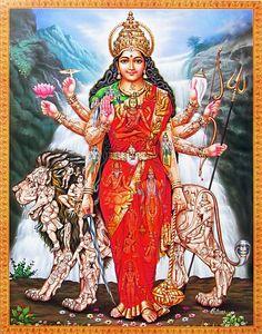 This article contains Sloka on Goddess Durga (Devi). Read more about Shlokas / Prayer to Ma Durga.