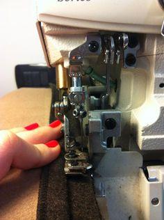 cut + sew + polish