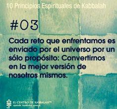 Principio #3 del Kabbalah