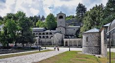 Montenegro, Mansions, House Styles, Home Decor, Mansion Houses, Decoration Home, Manor Houses, Villas, Fancy Houses