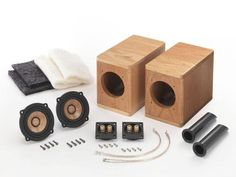 JVC-Victor SX-WD1KT Wood Cone Speaker Kit