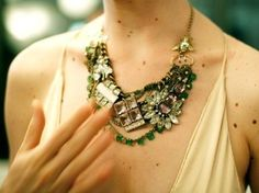 Green Jewels. #green