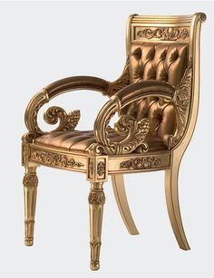 Versace Home - Sedia Heritage