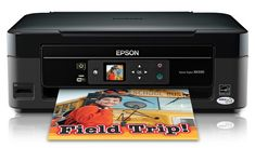 The Epson Stylus has a large flatbed scanner you can utilize to scan flat things and pages from bound books, something you can't make with a page-fed Portable Printer, Printer Driver, Windows Xp, Mac Os, Stylus, Epson, Linux, Manual, Software